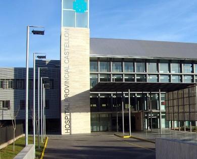 Hospital Provincial Modernización instalaciones eléctricas
